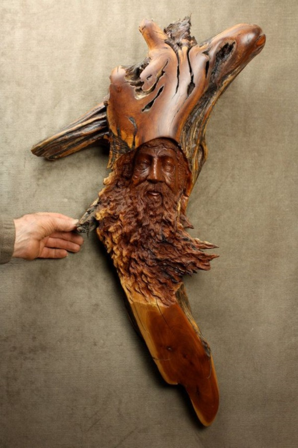 Creative Wood Whittling Projects and Ideas8