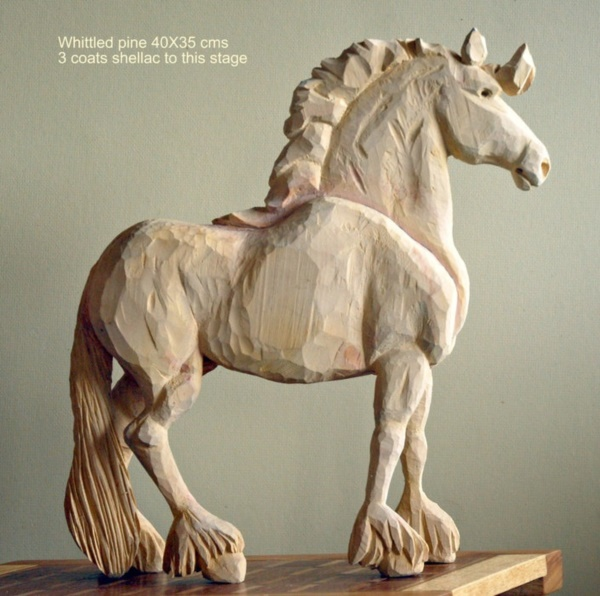 Creative Wood Whittling Projects and Ideas10
