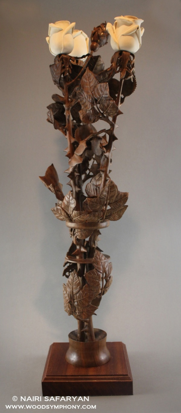 Creative Wood Whittling Projects and Ideas11