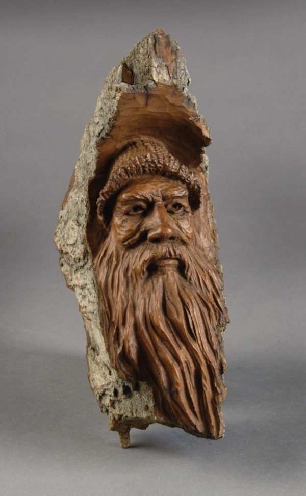 Creative Wood Whittling Projects and Ideas20