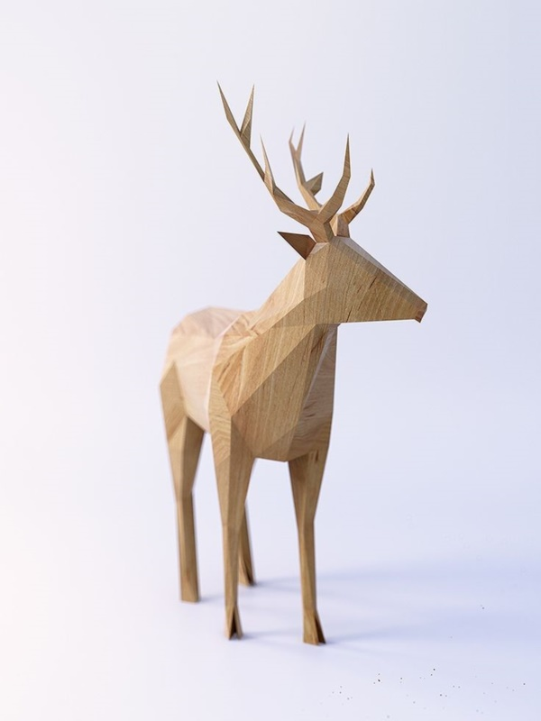 Creative Wood Whittling Projects and Ideas21