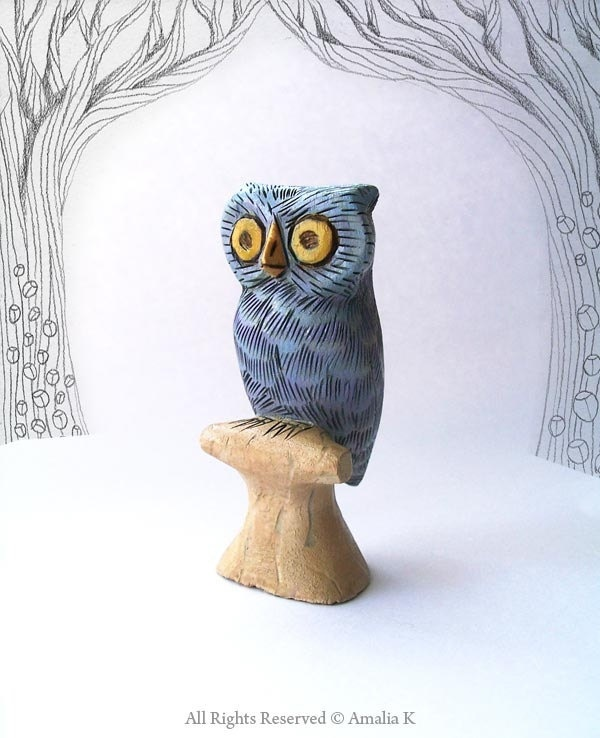 Creative Wood Whittling Projects and Ideas23