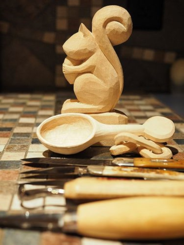 Creative Wood Whittling Projects and Ideas24