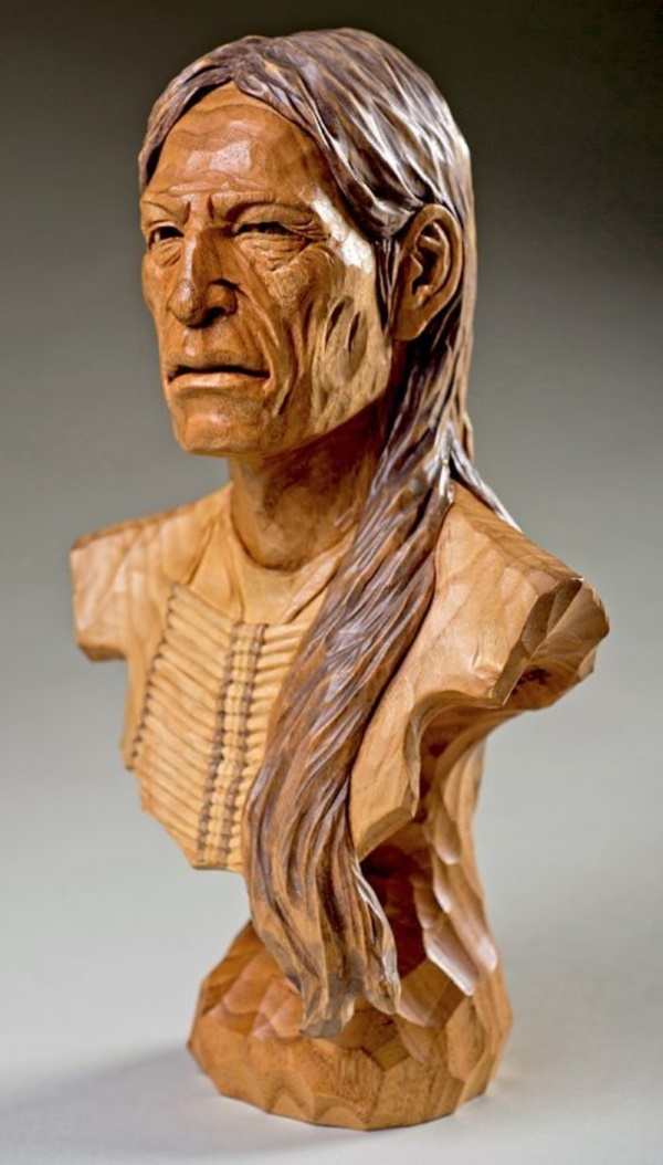 Creative Wood Whittling Projects and Ideas28