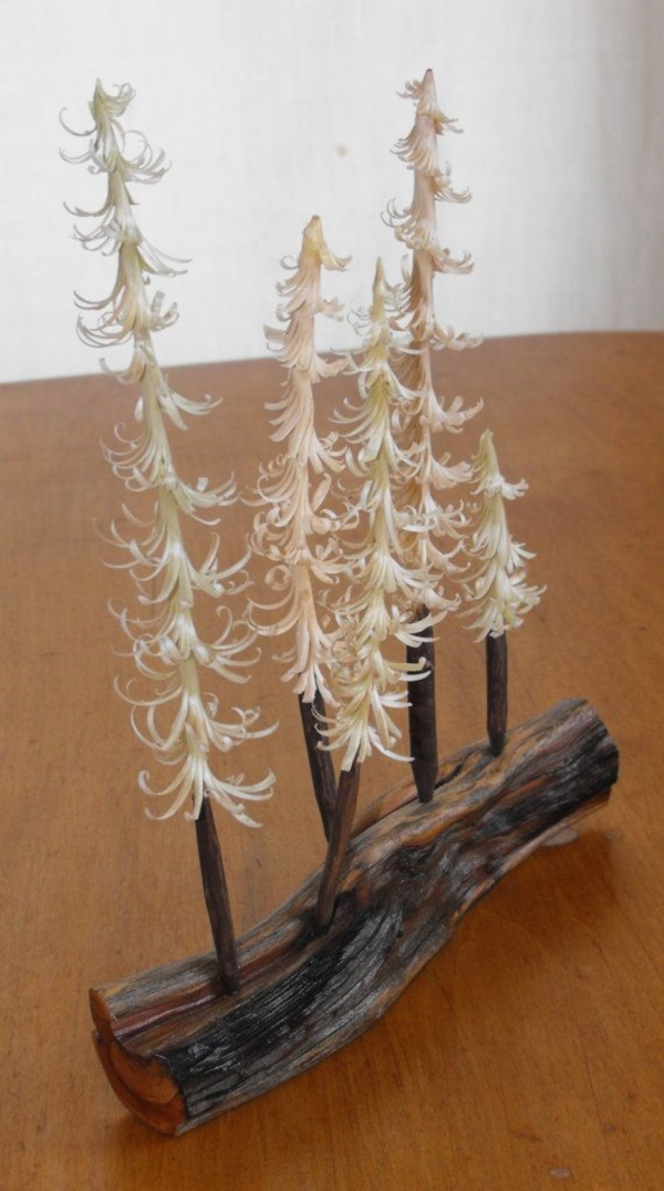 Creative Wood Whittling Projects and Ideas31