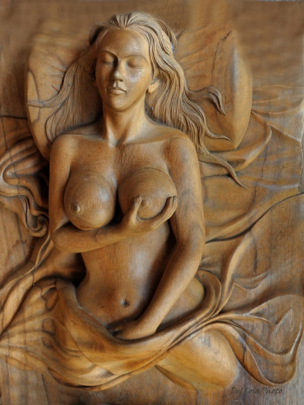 Creative Wood Whittling Projects and Ideas32