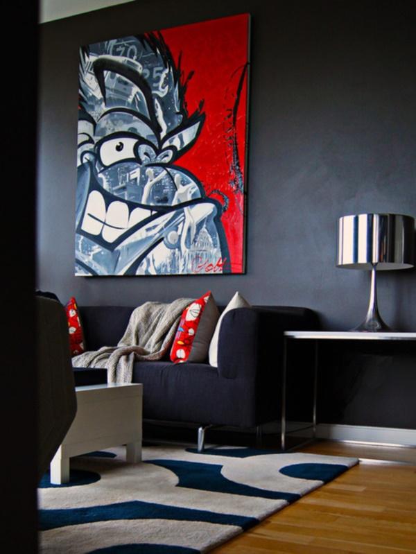 Graffiti home decoration Ideas for 20172