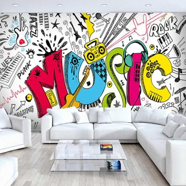 Graffiti home decoration Ideas for 20174