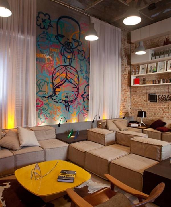 Graffiti home decoration Ideas for 20175