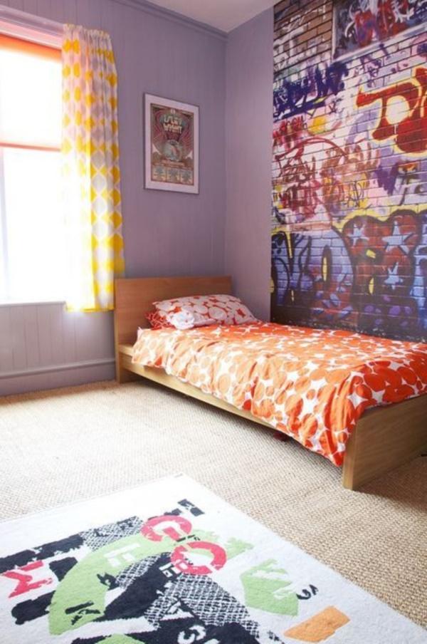 Graffiti home decoration Ideas for 20177