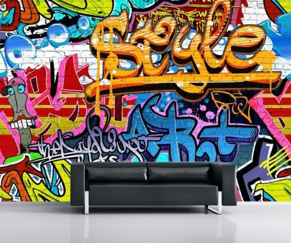 Graffiti home decoration Ideas for 20178