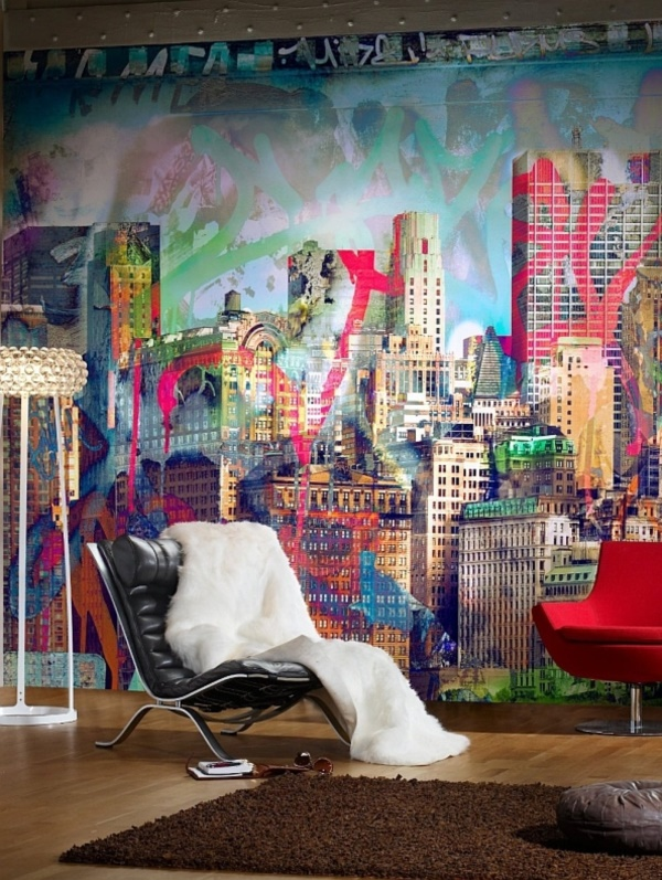 Graffiti home decoration Ideas for 201710