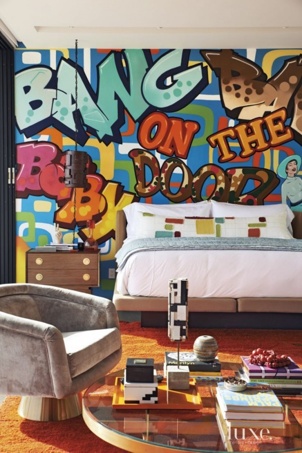 Graffiti home decoration Ideas for 201712