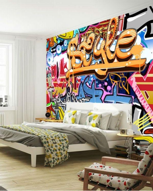 Graffiti home decoration Ideas for 201713