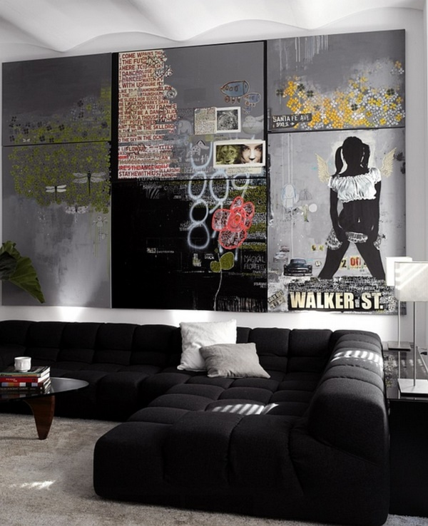 Graffiti home decoration Ideas for 201714
