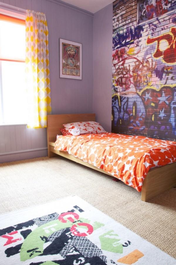 Graffiti home decoration Ideas for 201715