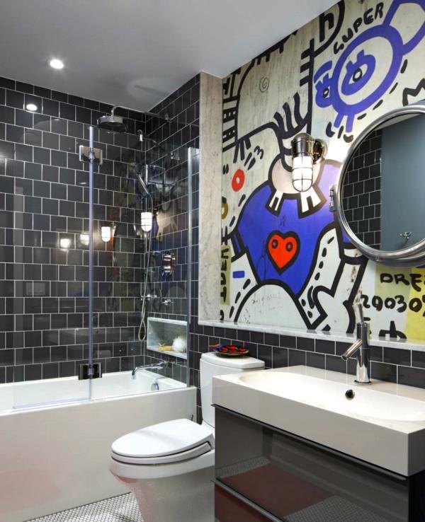 Graffiti home decoration Ideas for 201718