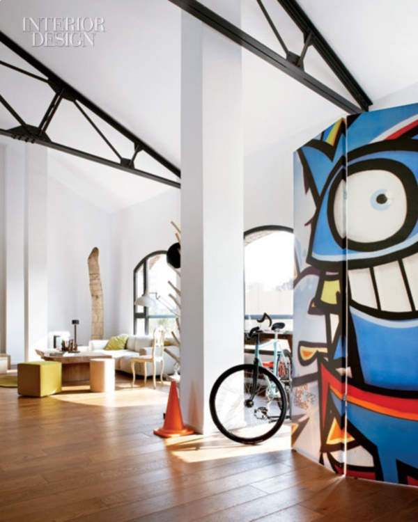 Graffiti home decoration Ideas for 201719