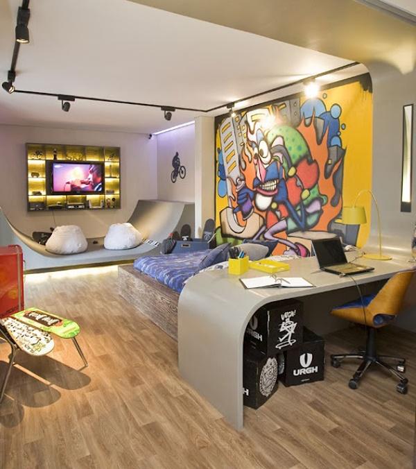 Graffiti home decoration Ideas for 201721