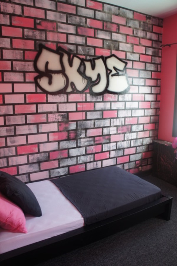 Graffiti home decoration Ideas for 201723