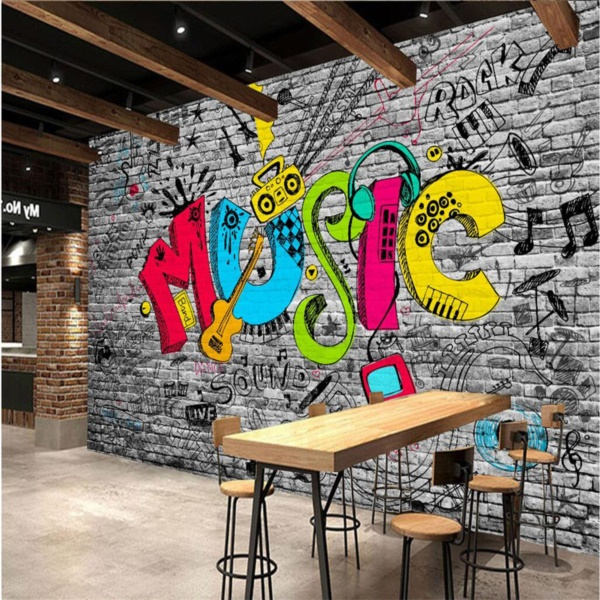 Graffiti home decoration Ideas for 201728