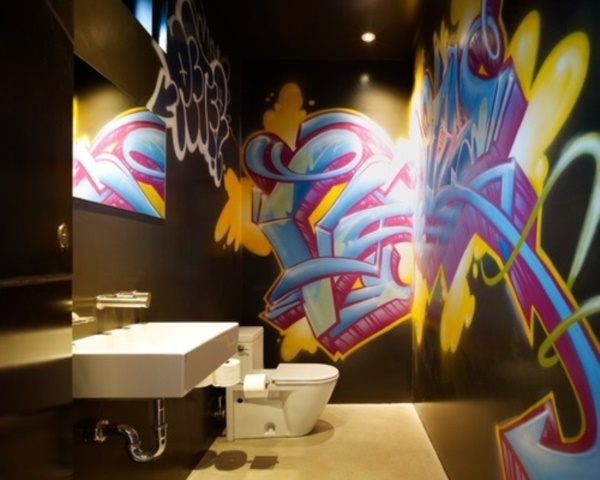 Graffiti home decoration Ideas for 201731