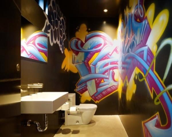 Graffiti home decoration Ideas for 201731