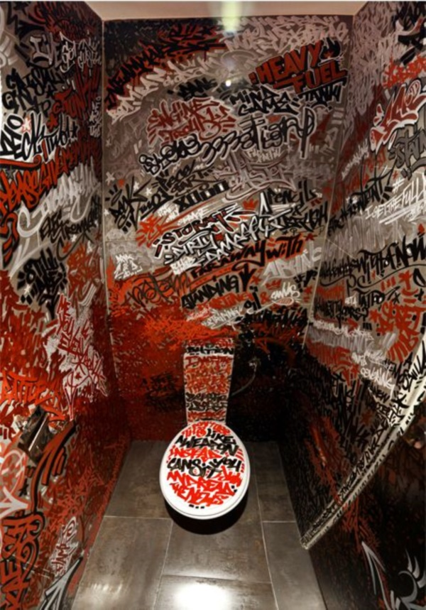 Graffiti home decoration Ideas for 201734