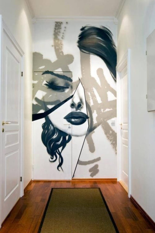 Graffiti home decoration Ideas for 201735