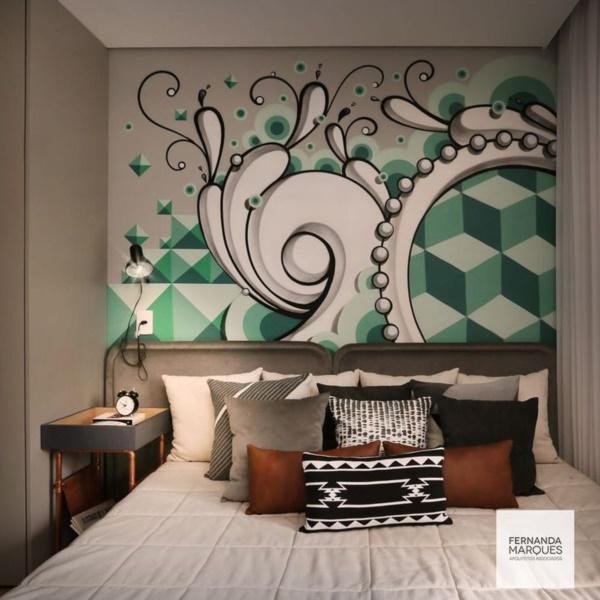 Graffiti home decoration Ideas for 201740