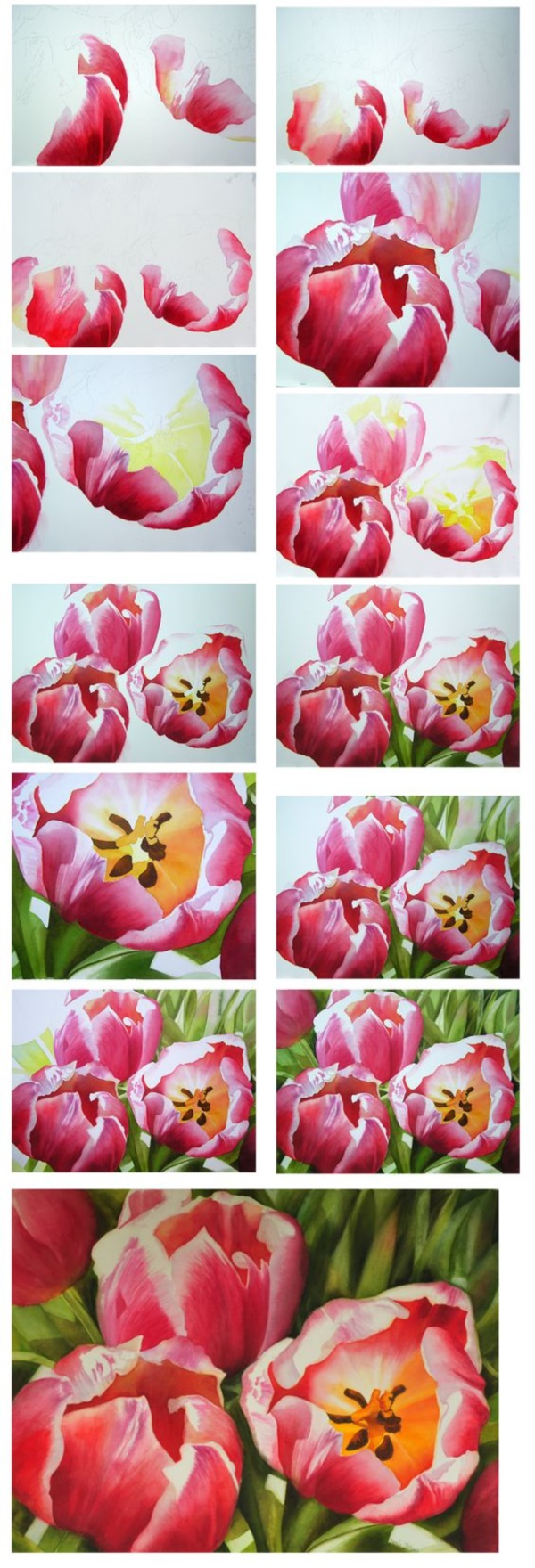 How To Draw A Flower Step By Step Image Guides