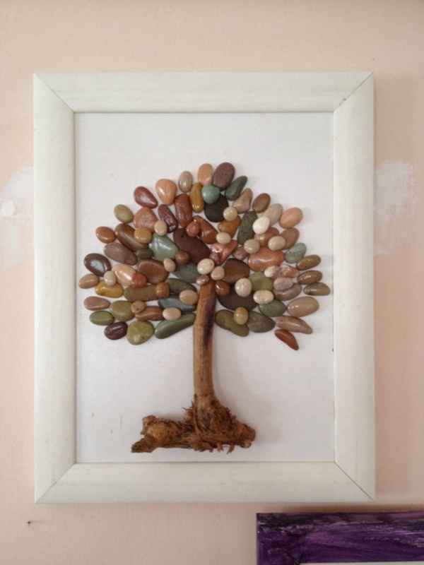 Handy Rock And Pebble Art Ideas For Many Uses4