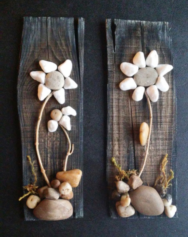 Handy Rock And Pebble Art Ideas For Many Uses23