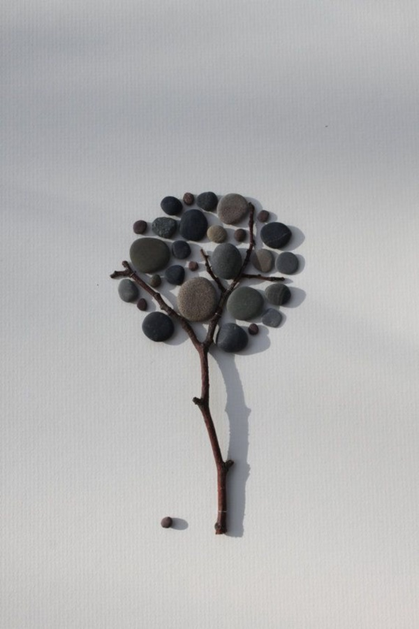 Handy Rock And Pebble Art Ideas For Many Uses24