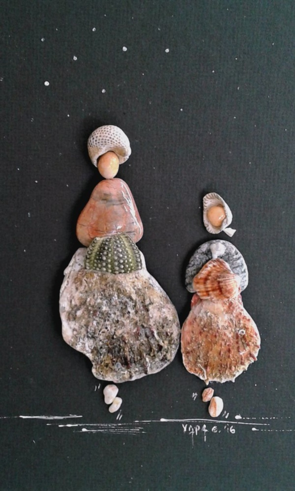 40 Handy Rock And Pebble Art Ideas For Many Uses