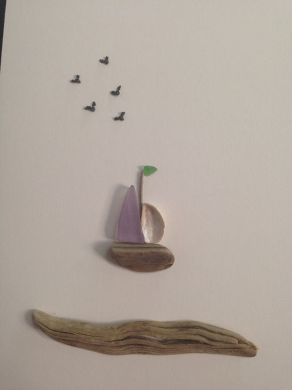 Handy Rock And Pebble Art Ideas For Many Uses38