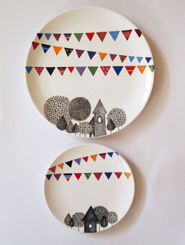 more pottery painting ideas and crafts