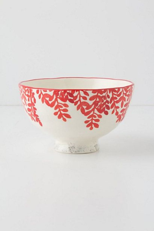 Pottery painting ideas for bowls for Cute pottery designs