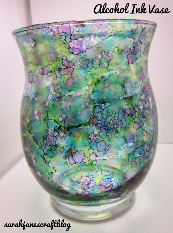 Original Alcohol Ink On Glass Examples32