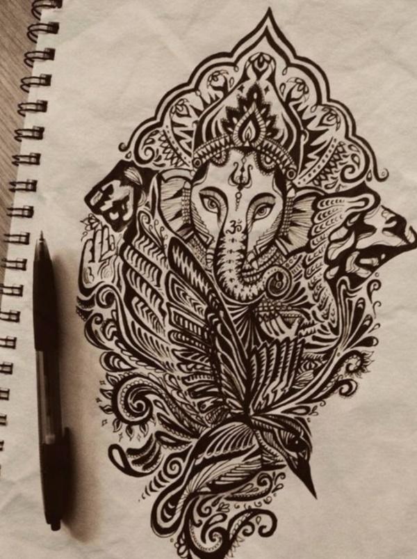 Random Things to draw when Bored1
