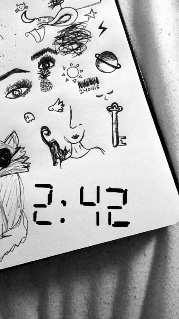 how to draw random stuff