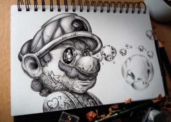 Random Things to draw when Bored12