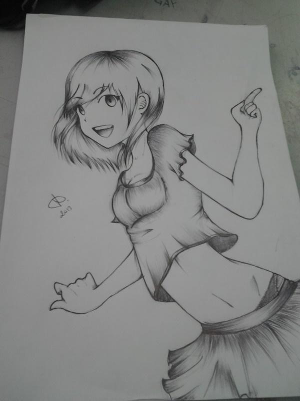 Random Things to draw when Bored13