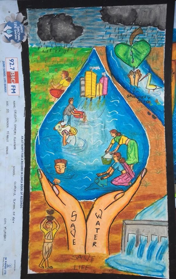 save environment posters competition Ideas 37