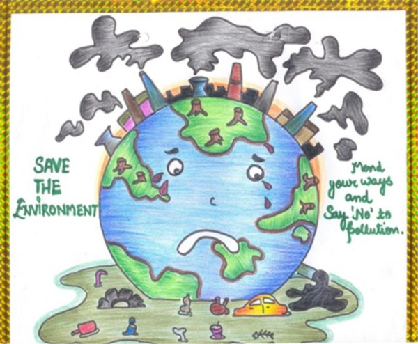 save environment posters competition Ideas 17