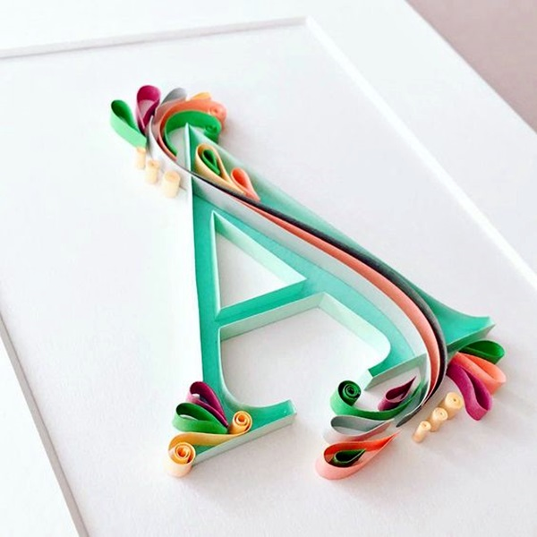 creative paper quilling designs and artworks photofun4ucom
