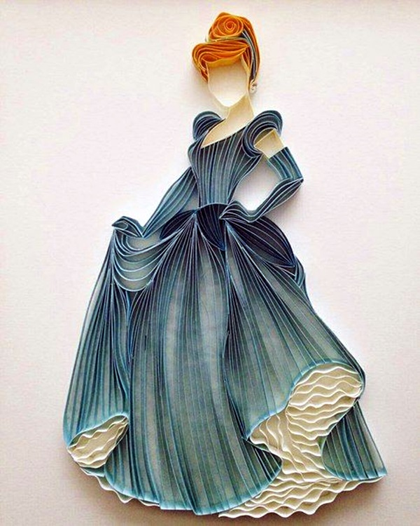 Creative paper quilling designs and artworks photofun4ucom for Paper quilling work