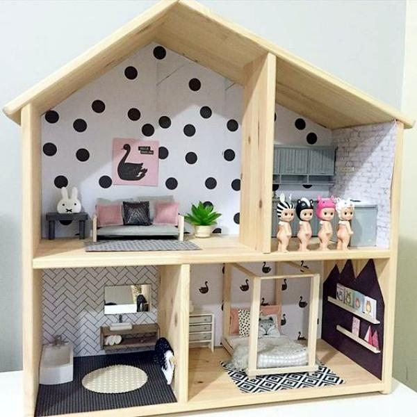 Barbie Decoration Maison