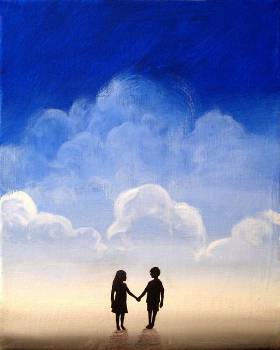 20 Beautiful Abstract Paintings Of Love