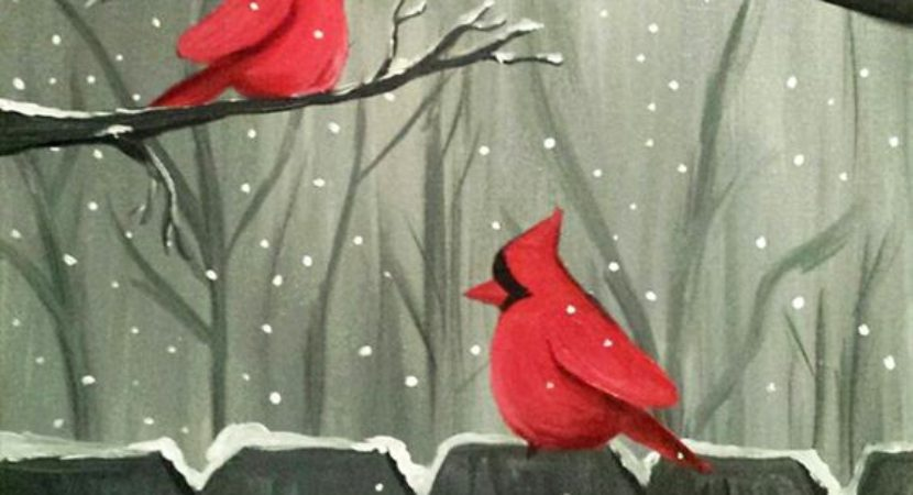 Painting with acrylics tips and examples bored art for Acrylic painting on paper tips
